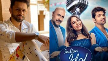 Rahul Vaidya Shares His Two Cents On The Indian Idol 12 Controversy with neha kakkar himesh reshamiya vishal dadlani