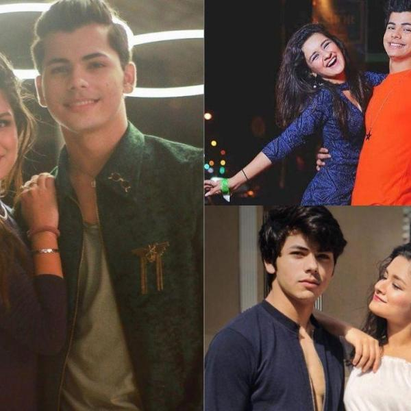 Avneet Kaur and Siddharth Nigam Celebrate '5 Years Of Togetherness' With a Beautiful Cake