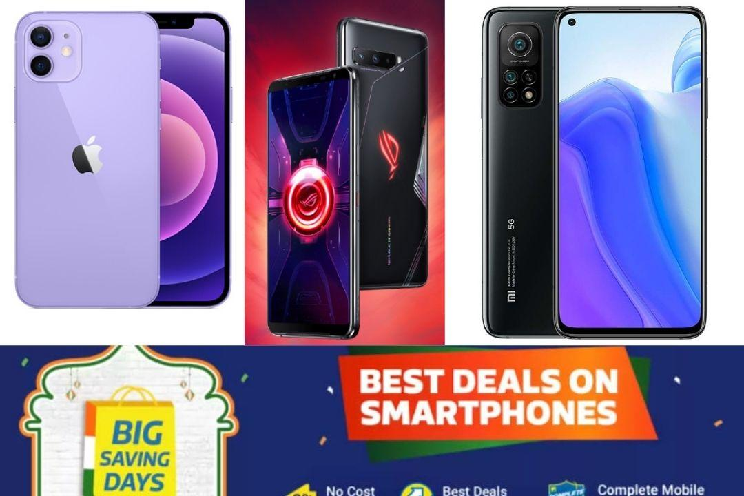 Flipkart Big Saving Days Sale 2021: Top 10 Phone Deals That You Need To Know Now