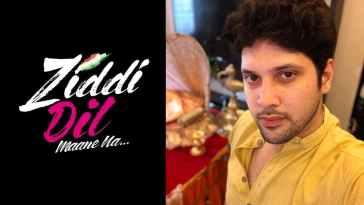 Actor Aditya Deshmukh Reveals About His Character Faisi On Ziddi Dil Maane Na Sab Tv