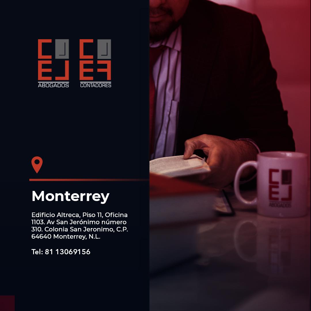 Oficinas Sedes monterrey