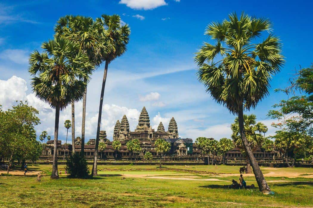 zodiac honeymoon destinations: Cambodia