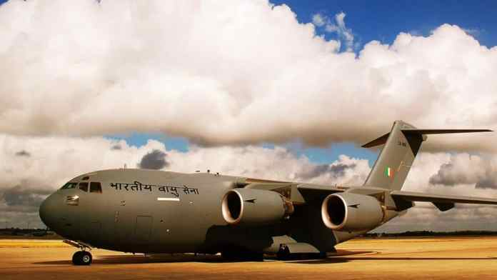 Boeing C-17 Globemaster is 3rd biggest military plane