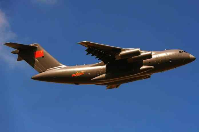Xi'an Y-20 Aircraft  is the Largest Military Plane