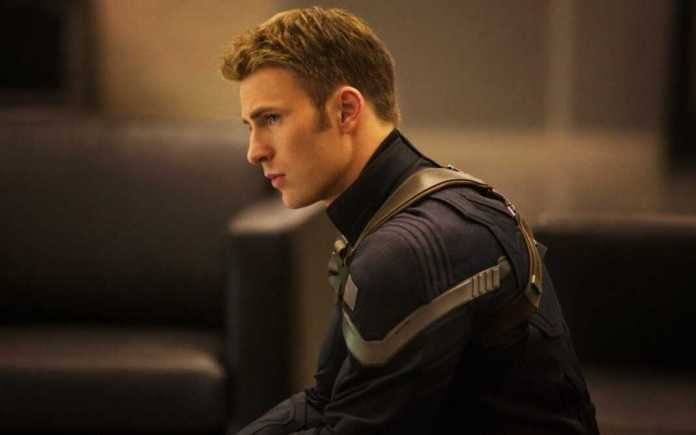 most handsome men in the world Chris Evans