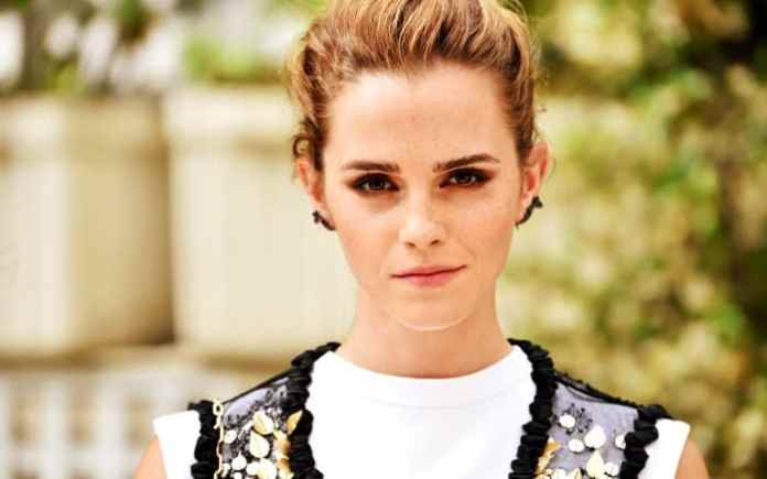 Emma Watson is a beautiful hollywood actress