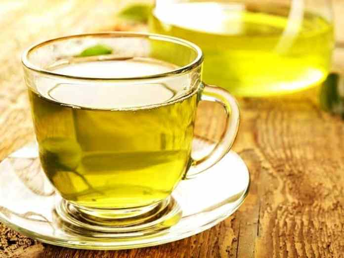 Green Tea lose weight in 7 days