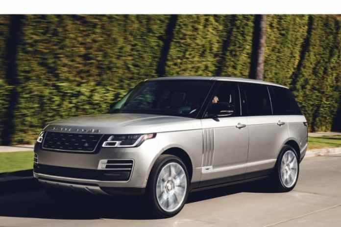 Range Rover Sport SVR launched