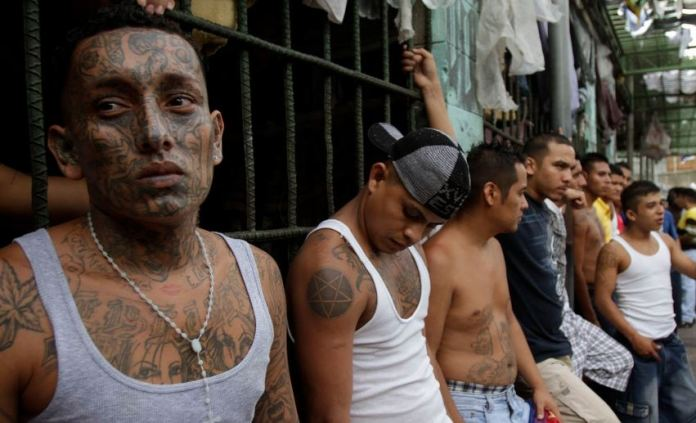Top 10 Most Dangerous Gangs in the World 6