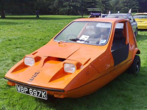 Top 10 Ugliest Cars in the World 4