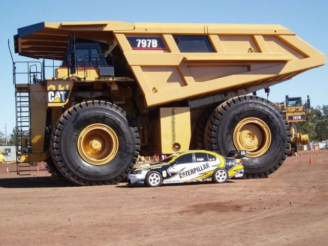 Top 10 Biggest Vehicles in the World 6