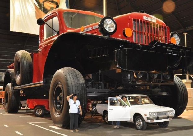 Top 10 Biggest Vehicles in the World 2