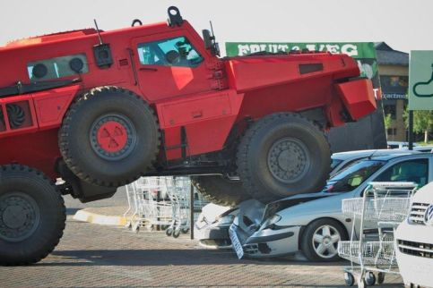 Top 10 Biggest Vehicles in the World 4