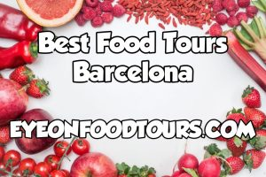 Top 5 Restaurants and Tapas Bars in The Barcelona Gothic Quarter