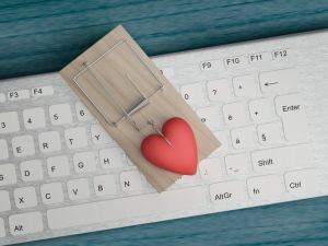 Looking for Love Online this Valentine's Day? Watch for Romance Scammers Lurking in the Shadows