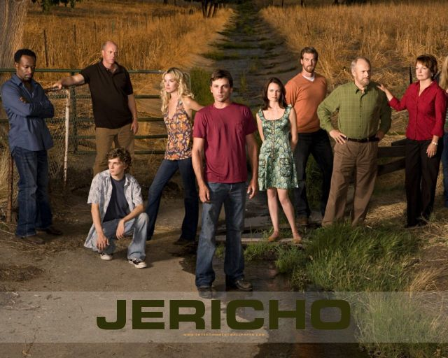 Jericho all access