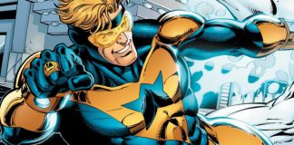 booster gold actors