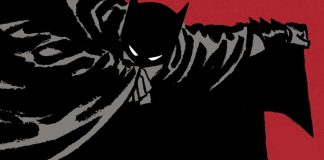 Batman begins again year one