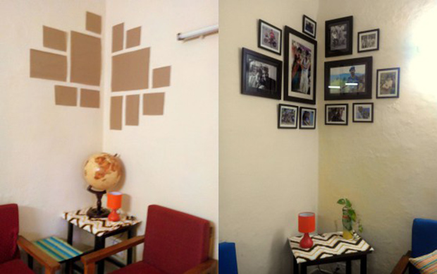 Corner Wall Frames Ideas To Spice Up Your Wall Viral Homes