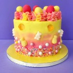 Decora un pastel con chocolates sugarfina