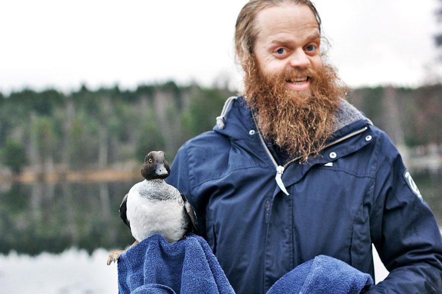 what are norwegian men like