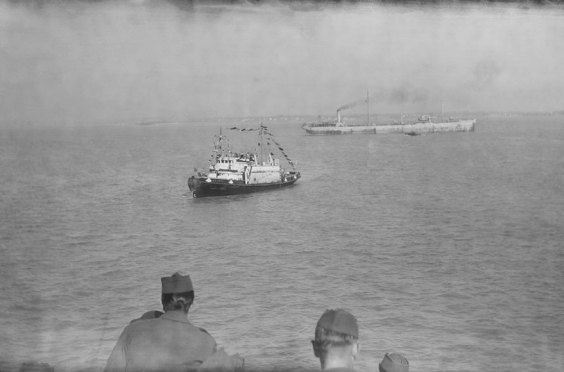 WWII Soldier's Rescued Photo Film 18