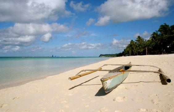 White Beach, Philippines