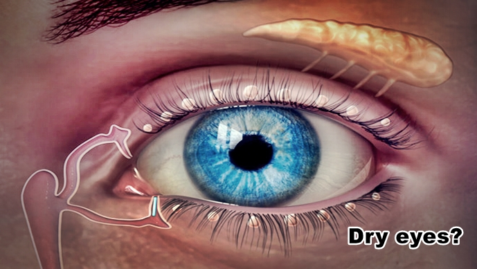 Natural Ways To Deal With Dry Eyes