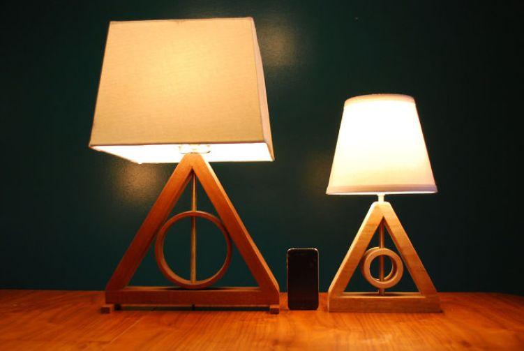 Harry Potter Lamp