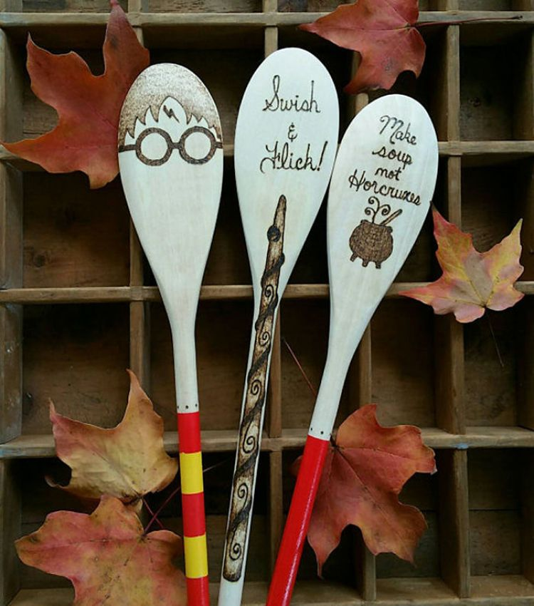 Harry Potter Spoons