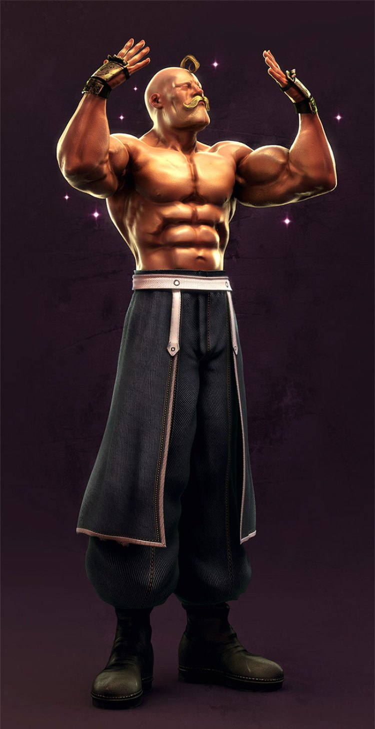 7-alex-louis-armstrong-from-full-metal-alchemist