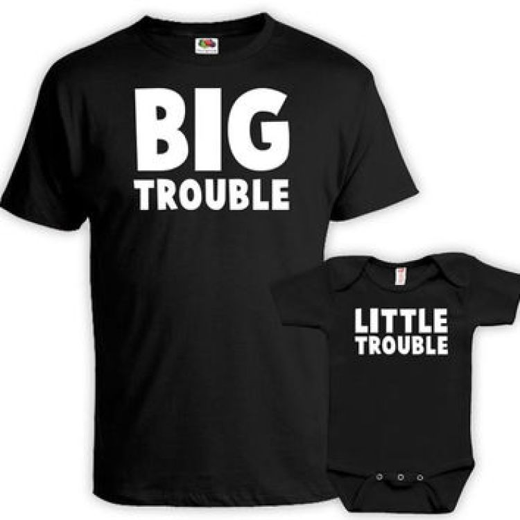 Big Trouble and Little Trouble