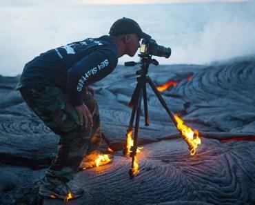 30 Funny But Inspiring Photos Of Crazy Photographers