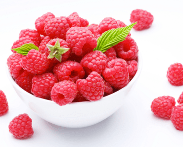 Raspberries Nutrition Facts And Health Benefits
