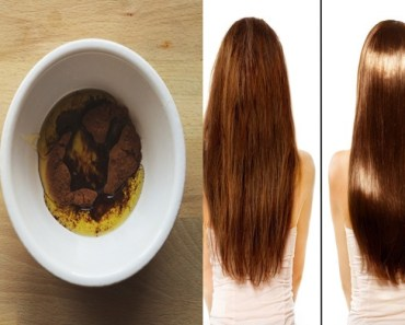 Quick And Easy Hair Solution To Heal Your Dull And Dry Hair!
