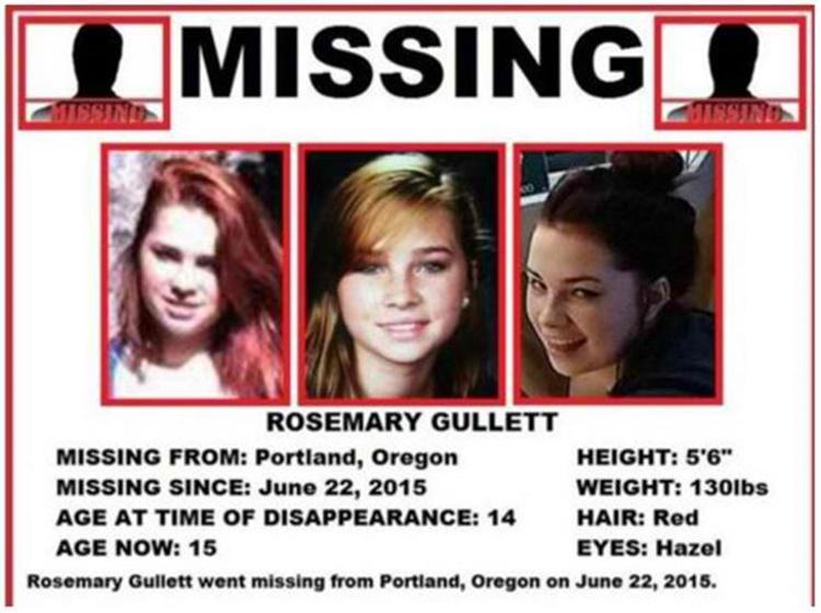 Rosemary Gullet poster