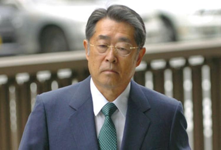 Yoshiaki Tsutsumi / Kyodo News