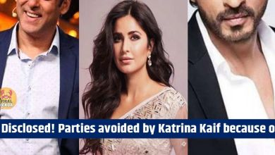 Disclosed! Parties avoided by Katrina Kaif because of Shahrukh Khan & Salman Khan for a decade!