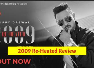 2009 Reheated Review