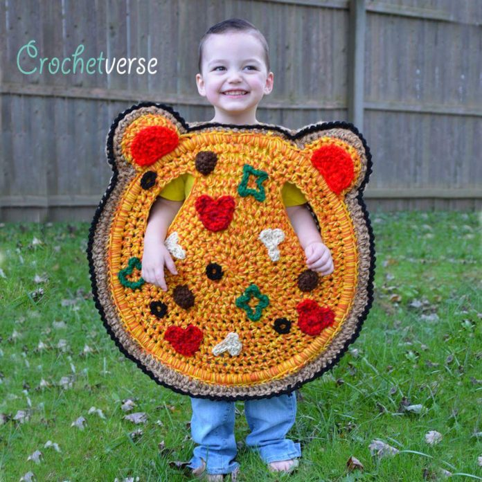 A Creative Mom Crochets a Halloween Costumes For Kids