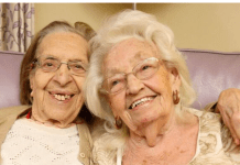These Best Friends Of 78 Years Just Moved Into The Same Care Home And They're Up To No Good
