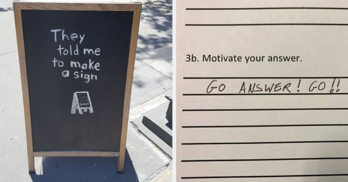 People Did Exactly What They Were Asked To But The Results Were Hilarious