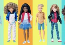 Barbie Manufacturer Launches A Gender-Neutral Doll Collection 'Free Of Labels'