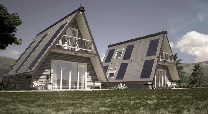 The Off-Grid Home That Costs Less Than $40,000 And Can Be Built In Only 6 Hours!