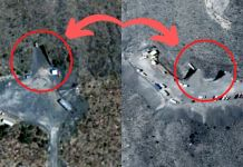 A Google Earth User Found an Underground Entrance to Area 51