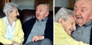 """Mom, 98, Moves Into Care Home To Look After Her 80-Year-Old Son Because """"You Never Stop Being A Mum."""""""