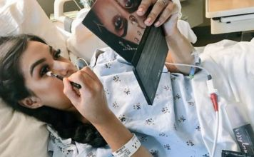 Moms Are Applying Makeup Before Giving Birth To Look Good For Social Media Followers