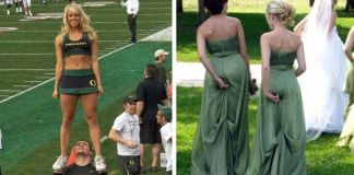 People Who Were Caught On Camera When They Least Expected It