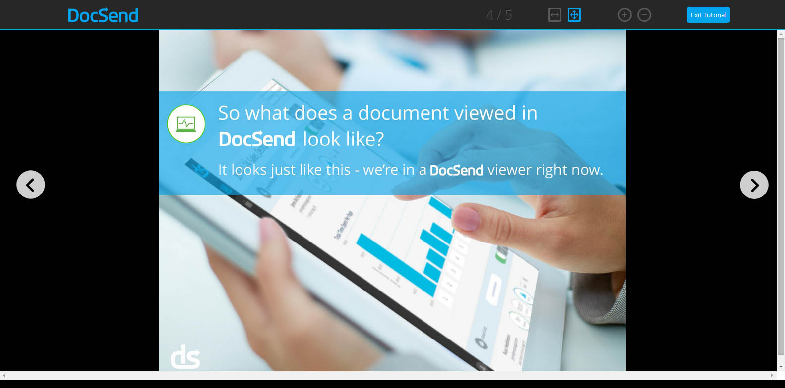 DocSend -  Analytics for your Documents - First Impression - Review