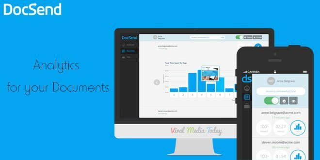 DocSend: Analytics for your Documents: First Impression (Review)